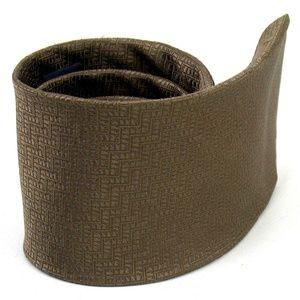 Stafford Men's Tie Copper Line Detail 100% Silk